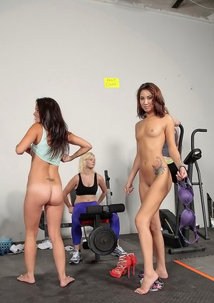 Fitness galleries