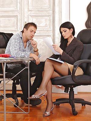 Secretary Porn galleries