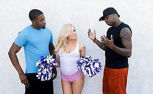 Cheerleader Porn galleries